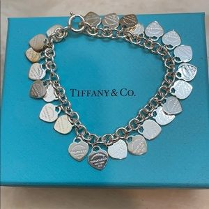 Tiffany & Co Charm Bracelet